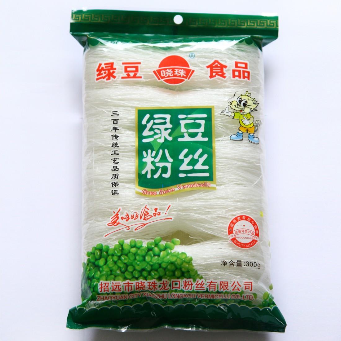 山东绿豆粉丝300g
