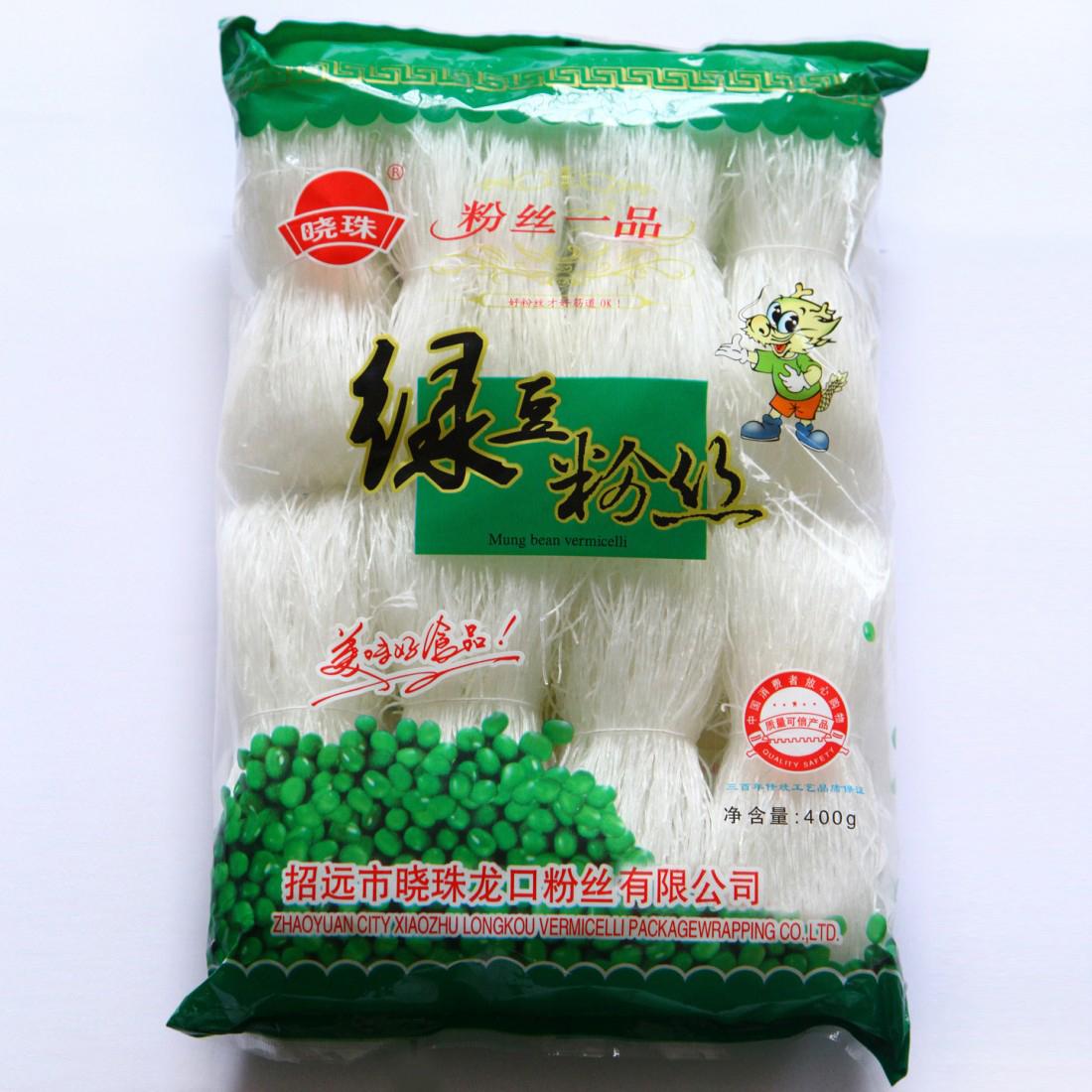 山东绿豆粉丝400g